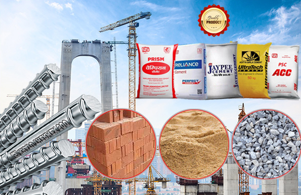 Buy Building Construction Material